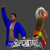 CAW Superstars Logo