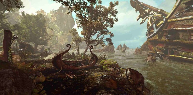 Ghost of a Tale provides a range of locales