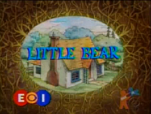 Little Bear Title Card