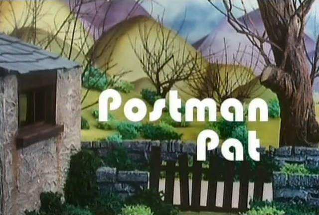Postman Pat Rude Video