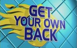 Get Your Own Back
