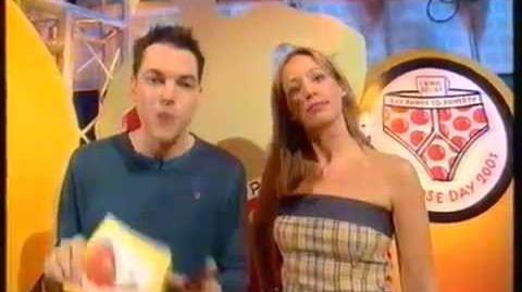 CBBC Red Nose Day 2001