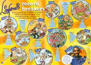 CBBC Annual 2000 record breakers