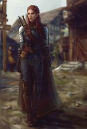 Lady Cate of House Dayne
