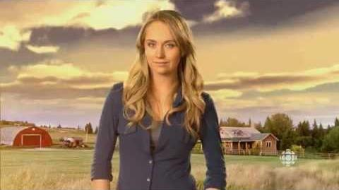 The sun comes up on season 8 of Heartland