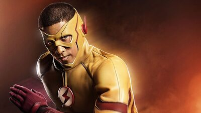 Wally West is Officially Joining 'Legends of Tomorrow'