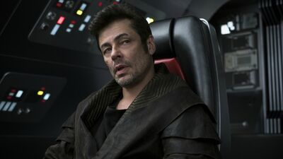 'Star Wars: The Last Jedi': Get to Know Benicio Del Toro's Character DJ