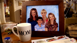 Mom (CBS) intertitle