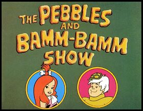 Pebbles and bamm bamm show