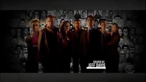 Criminal Minds The Complete Seasons 1-11 (Opening Credits)