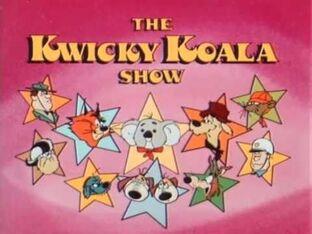Kwicky koala
