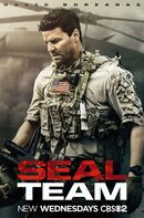 SEAL Team CBS (with David-Boreanaz) poster