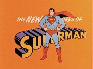 New adventures superman
