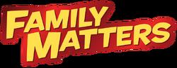 Family Matters logo
