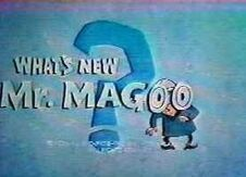 Whats new mr magoo