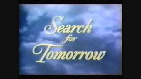 Search for Tomorrow Opening Credits (1951-1986)