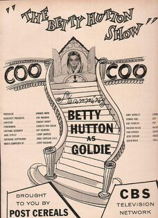 The Betty Hutton Show