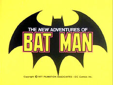 Batman new adventures