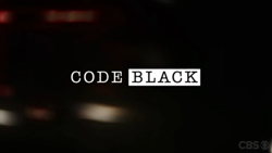 Code Black (TV) titlecard