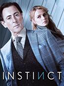 Instinct (CBS) poster