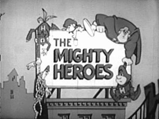 Mighty heroes
