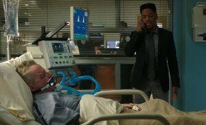 S07E01-Gregson Bell hospital