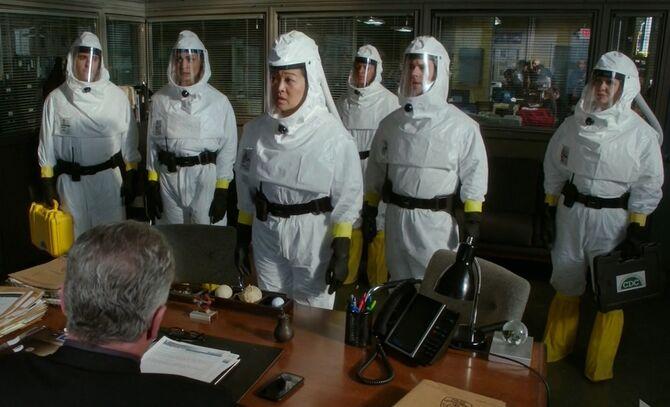 S06E14-CDC staff