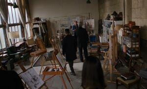 S06E10-Wells studio
