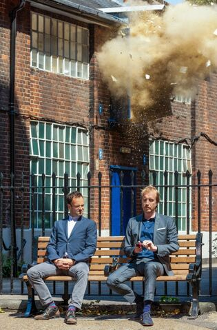 File:003 Step Nine episode still of Sherlock Holmes and Mycroft Holmes.jpg