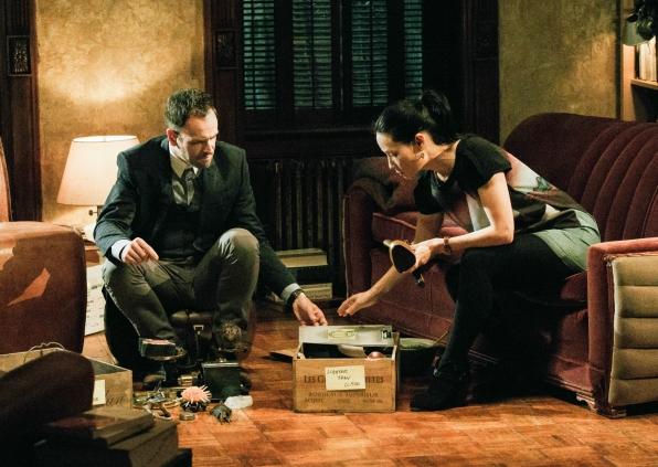 File:008 Tremors episode still of Sherlock Holmes and Joan Watson.jpg