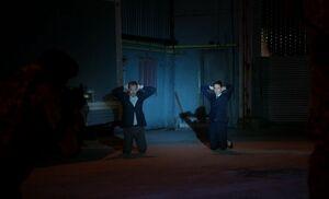 S06E06-Holmes Watson on knees