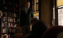 S02E22-Sherlock wakes Mycroft