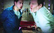 S01E06-Barts cuts Cooper green