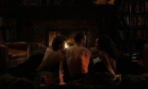 S03E13-Athena Minerva Holmes by fire