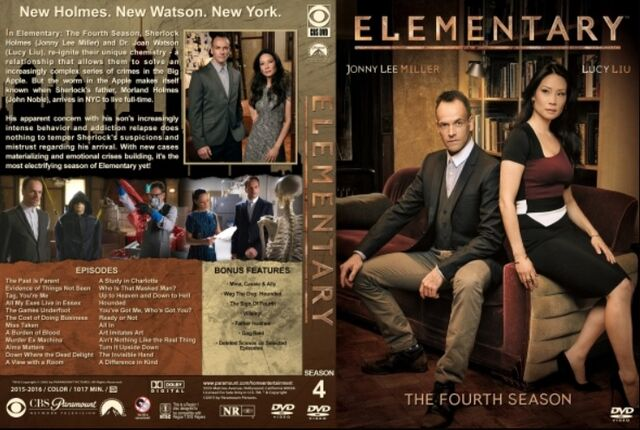 S4 DVD Cover