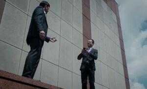S05E01-Gardner Holmes ledge