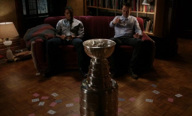 S03E22-Bell Holmes Stanley Cup