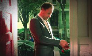 S06E01-Holmes deadbolt green