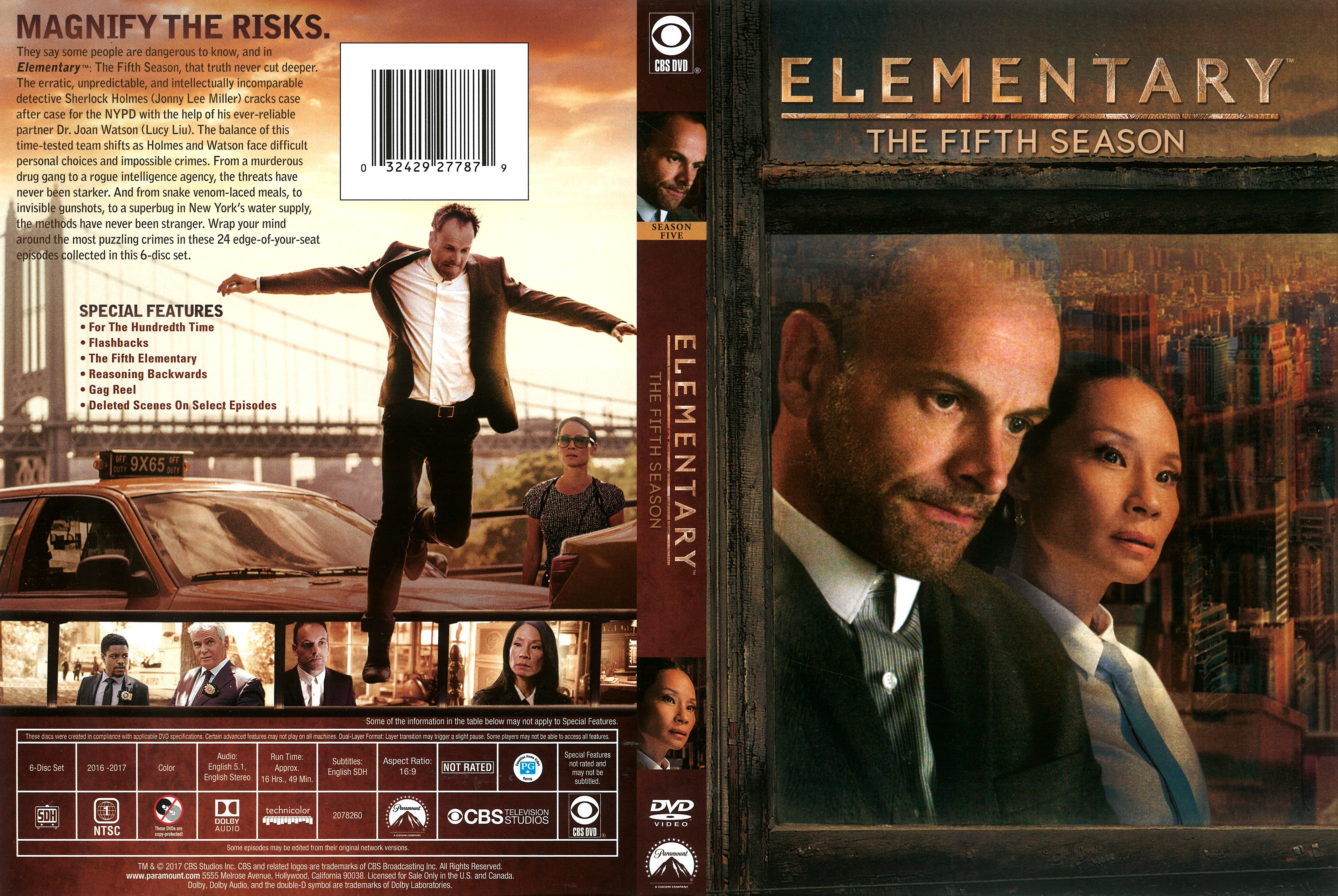 S5 DVD Cover