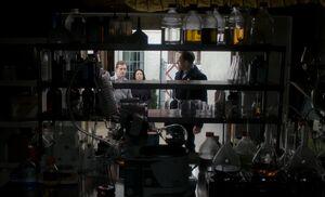 S04E13-Griffins drug lab