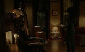 S06E09-Holmes Watson learn Mycroft is dead