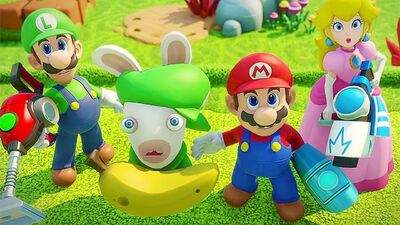 2017's Best Mario Game: 'Super Mario Odyssey' or 'Mario + Rabbids?'