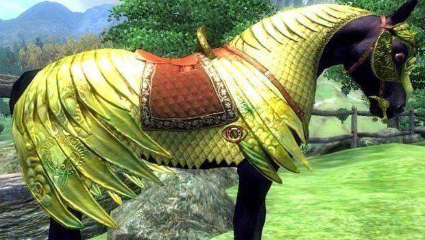 Oblivion Horse Armour