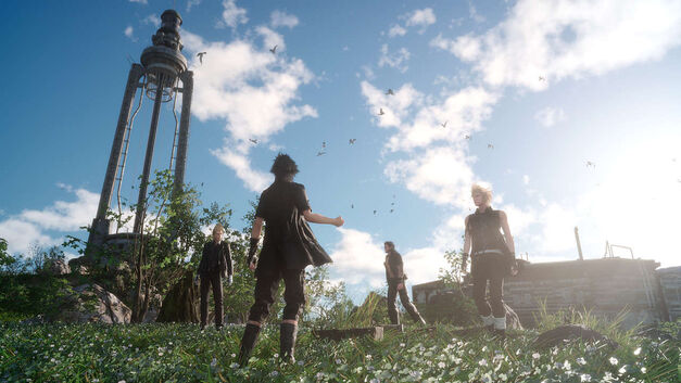 Final Fantasy XV 15 Delay 2