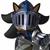 Sir Shadow, the Ultamite Living Knight