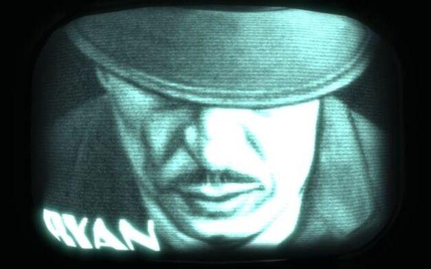 Andrew ryan in Bioshock