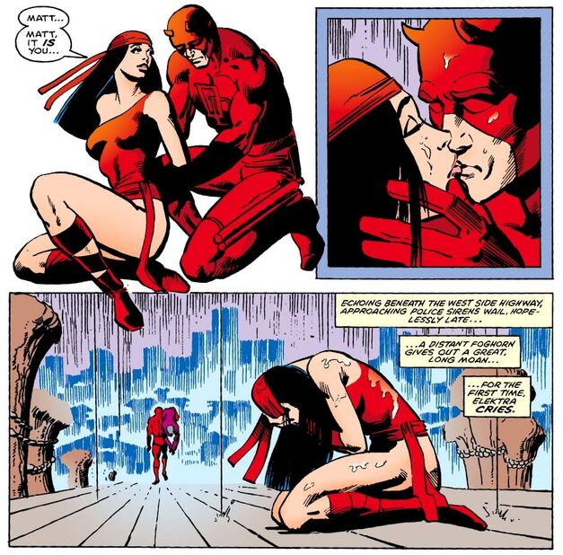 Elektra Daredevil 168