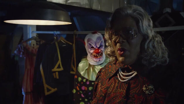 tyler perry boo madea halloween box office