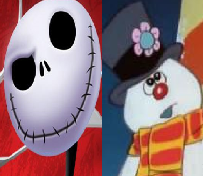 User blogCcarbe6062Jack Skellington vs Frosty the Snowman