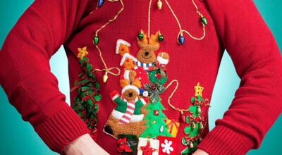 10 Best Ugly Christmas Sweaters in Pop Culture